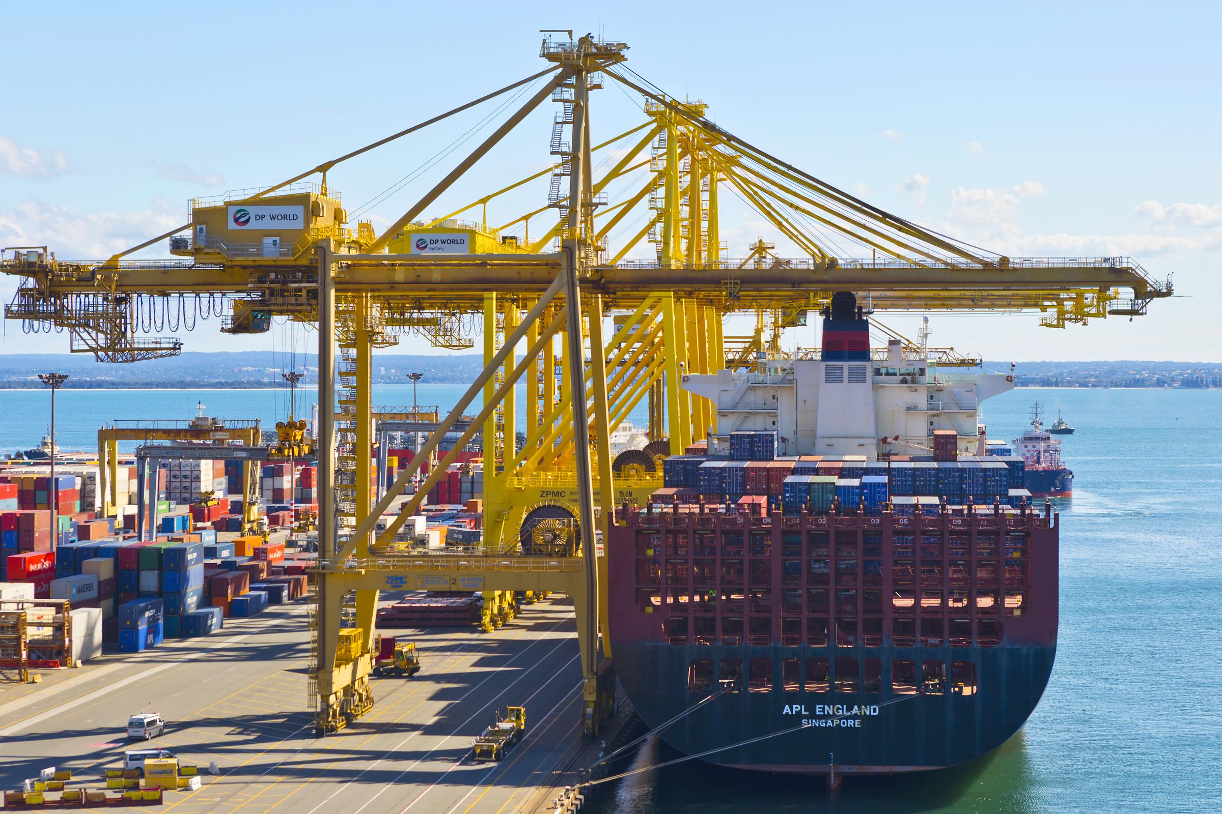 DP World port
